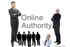 PressBrains online presence and authority for lawyers.